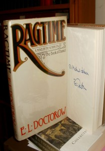 Ragtime-EL-Doctorow-signed